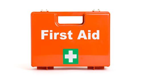 Erste Hilfe bei Unfällen