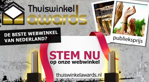 Medpets.nl in de race voor titel Beste Webwinkel 2013