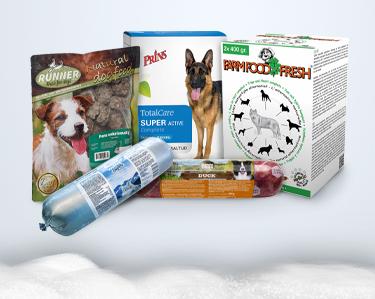 Nieuw: Diepvries voeding voor je hond of kat