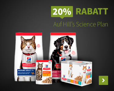 20% Rabatt Auf Hills Science Plan