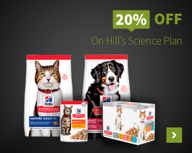20% off On Hills Science Plan