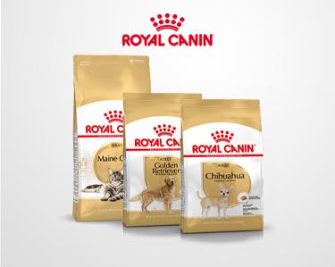 10% korting Royal Canin vanaf 7,5kg
