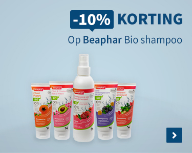 -10% Korting op Beaphar Bio Shampoo