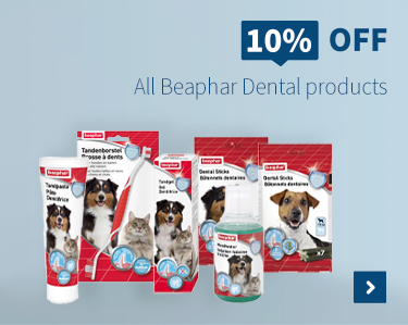 10% off All Beaphar Dental products