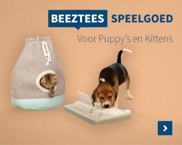 Beeztees speelgoed voor puppys en kittens