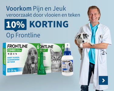 10% korting op Frontline!