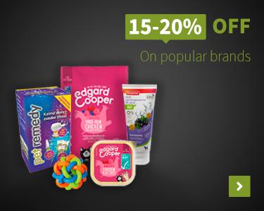 15-20% off on popular brands!