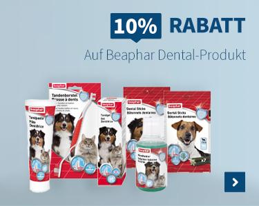 10% Rabatt Auf Beaphar Dental-Produkt