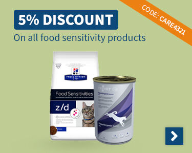 5% discount On all food sensitivity products