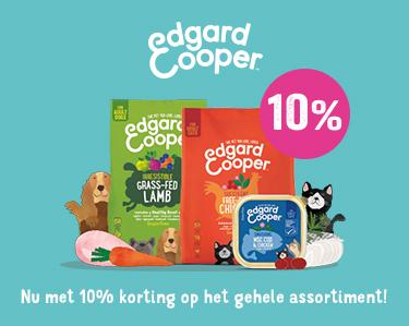 10% korting op het gehele assortiment van Edgard Cooper
