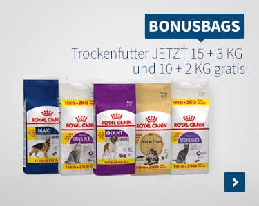 Royal Canin Bonusbags