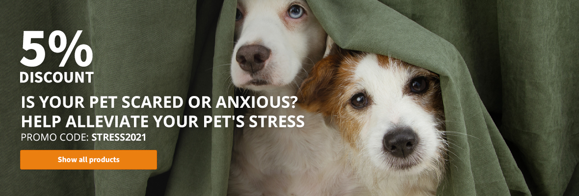 5% discount on all stress products