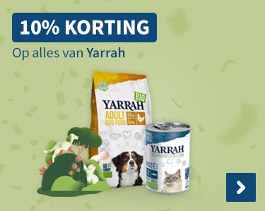 10% korting Op alles van Yarrah