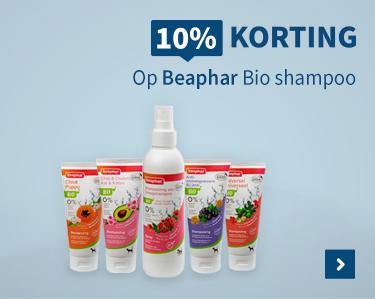 10% Korting op Beaphar Bio Shampoo