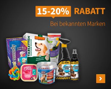 15-20% Rabatt Bei bekannten Marken
