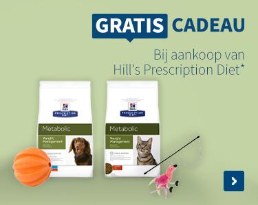 Gratis Cadeau bij aankoop van Hills Prescription Diet