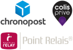 Chronopost / Colis Privé / Point Relais