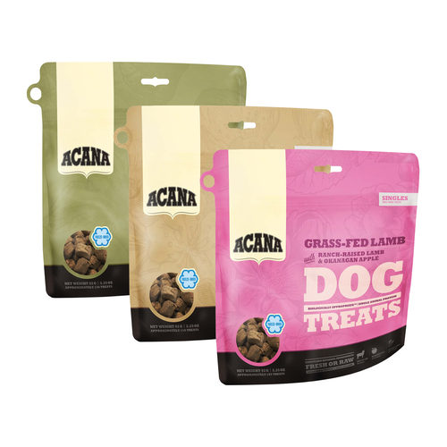 Acana Singles Freeze Dried Treats Dog
