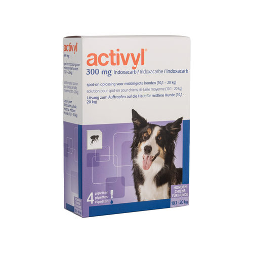 Activyl Spot-on Hond