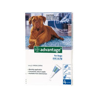 Advantage 400 Spot-on Solution for Dogs