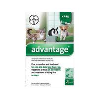 Advantage 40mg Spot-On Solution