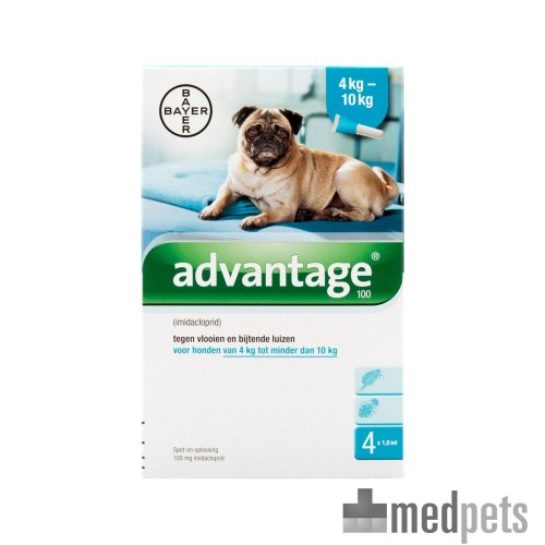 Product afbeelding van Advantage Hond