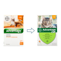 Advantage Antiparasitaires pour Chat