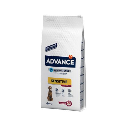 Affinity Advance Sensitive Medium-Maxi Lam en Rijst - Hond