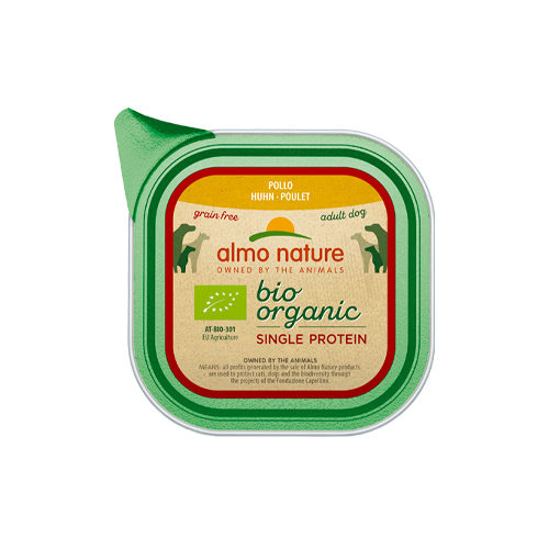 Almo Nature - Bio Organic Single Protein - Huhn