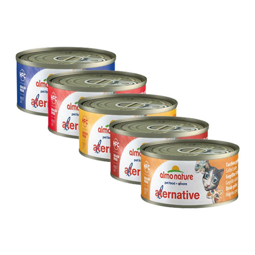 Almo Nature - Cat - HFC 70 Alternative Aliments Humides pour Chat