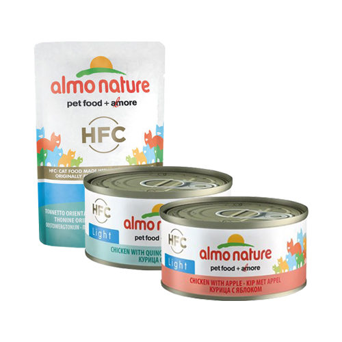 Almo Nature - Cat - HFC 70 Light