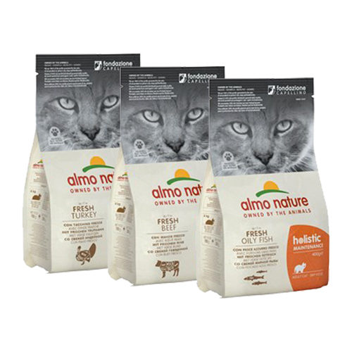 Almo Nature - Holistic - Adult Cat food