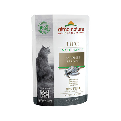 Almo Nature - Cat - Plus - Nassfutter