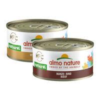 Almo Nature - Classic 70g Rind - Katzenfutter