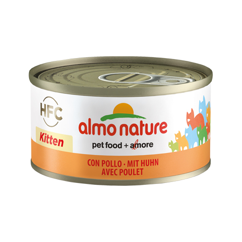 Almo Nature - Classic & HFC  Kitten food