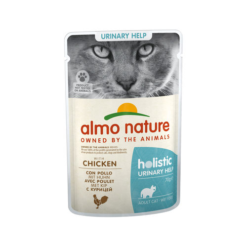 Almo Nature - Holistic Urinary Help - Huhn