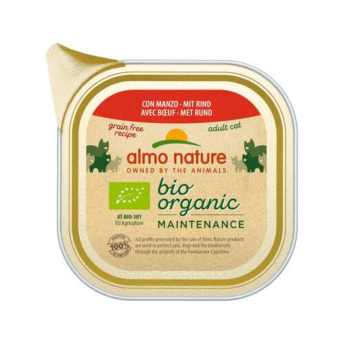 Almo Nature Bio Organic Maintenance Kattenvoer - Rund