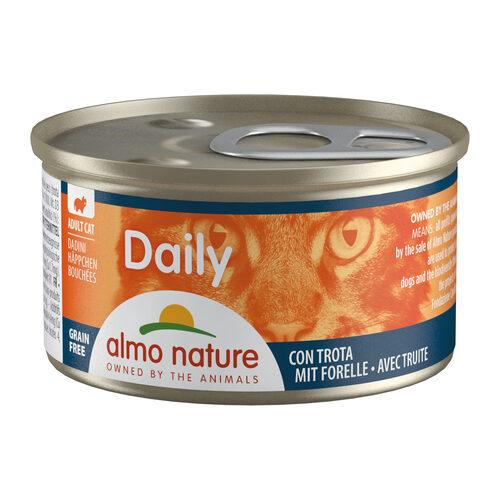 lmo Nature Cat Daily Menu Katzenfutter - Dose - Forelle