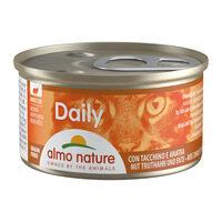 Almo Nature Cat Daily Menu Kattenvoer - Blik - Kalkoen & Eend