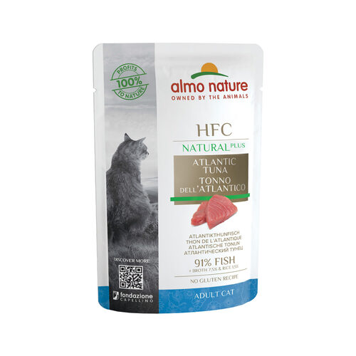 Almo Nature Plus - Meal Pouch | Tuna