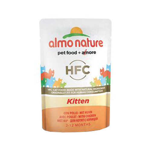 Almo Nature HFC - Cuisine Kitten