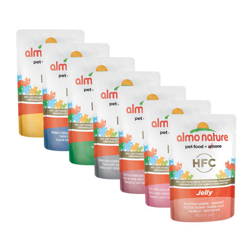 Almo Nature HFC Jelly