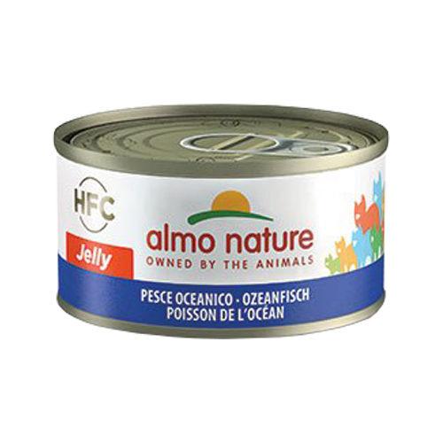 Almo Nature HFC 70 Jelly Kattenvoer - Blik - Oceaanvis