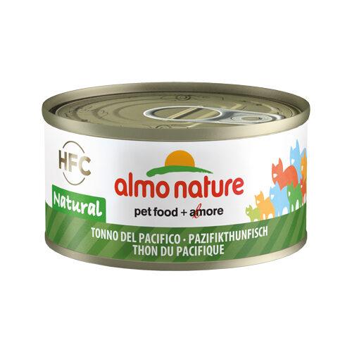 Almo Nature HFC 70 Natural Kattenvoer - Blik - Tonijn uit Stille Oceaan