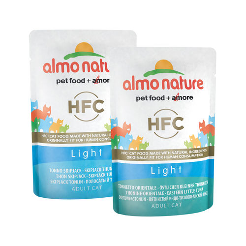 Almo Nature - HFC Light pour Chat