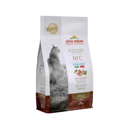 Almo Nature HFC Adult Sterilised Kattenvoer - Rundvlees