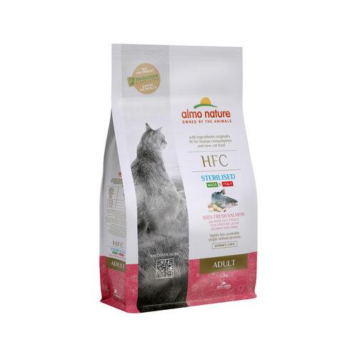 Almo Nature HFC Adult Sterilised Kattenvoer - Zalm