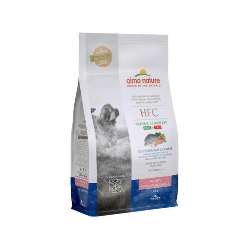 Almo Nature HFC (Extra) Small Puppyvoer - Zeebaars & Zeebrasem