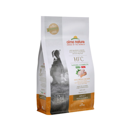 Almo Nature HFC Medium-Large – Dog Food – Chicken