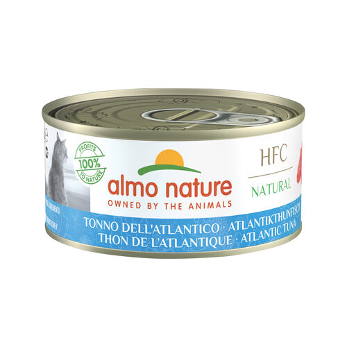 Almo Nature HFC Natural Cat Food - Atlantic Ocean Tuna